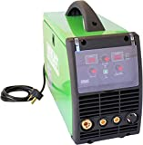 2019 Everlast PowerMIG 200 MIG Stick 200amp welder dual voltage 110v/220v spool gun ready