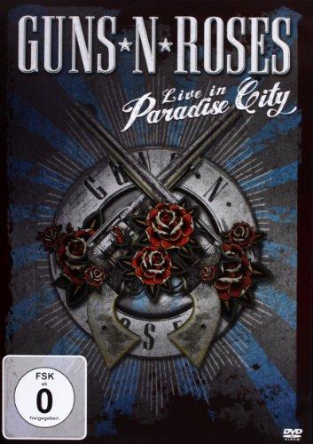 Guns N Roses -Live In Paradise City [UK Import]