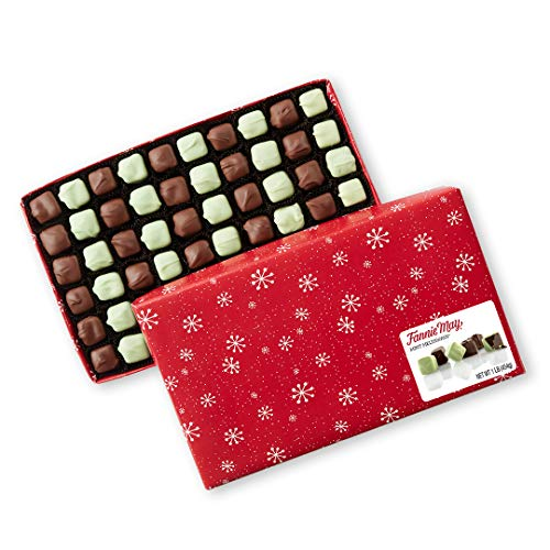 When Will Mint Meltaways Be Available For Christmas 2021? Fannie May Holiday Wrap Mint Meltaways Milk Chocolate And Pastel Candy With A Mint Chocolate Center Christmas Candy Gift Box 1 Lb Buy Online In India At Desertcart In Productid 164482872