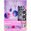 YouNiverse Crystal-Growing Jewelry