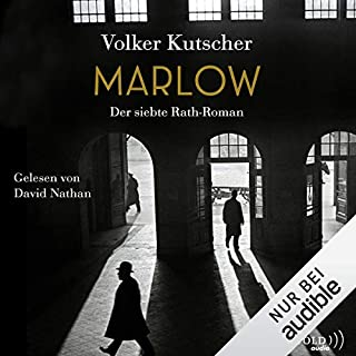 Marlow     Gereon Rath 7              By:                                                                                                                                 Volker Kutscher                               Narrated by:                                                                                                                                 David Nathan                      Length: 17 hrs and 8 mins     4 ratings     Overall 4.5