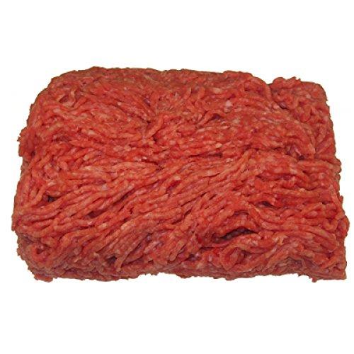 Hackfleisch gemischt, bestes mageres Metzgerhackfleisch Rind- und Schweinefleisch 500g