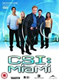 CSI: Crime Scene Investigation - Miami - Season 1.2 [UK Import] - CSI: Miami