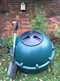 Best Compost Tumblers - The CompoSphere - 315 Litre Rollable Compost Tumbler Review