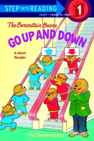 The Berenstain Bears Go Up and Down (Step into Reading)の詳細を見る