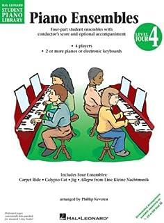 Piano Ensembles Level 4