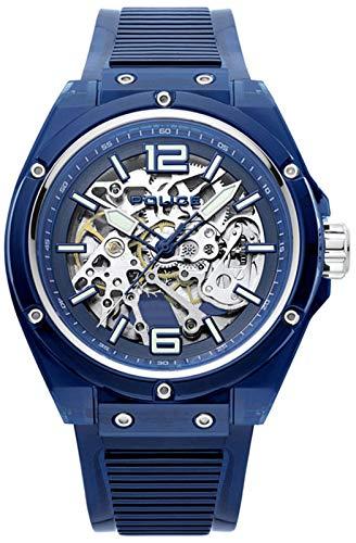 Police Translucent PL15924JPBL.48P Reloj Automático para Hombres