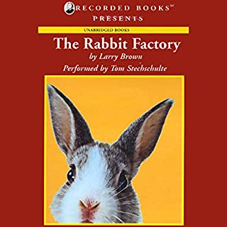 The Rabbit Factory audiobook cover art