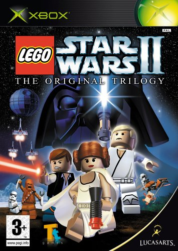 LEGO Star Wars II: The Original Trilogy (Xbox) [Importación Inglesa]