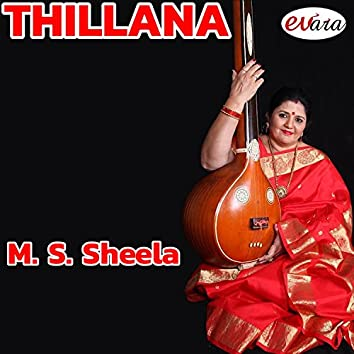 Thillana