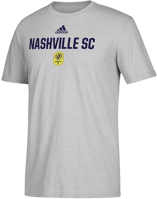 Adidas Men's Nashville SC SS Tee Official Locker Room