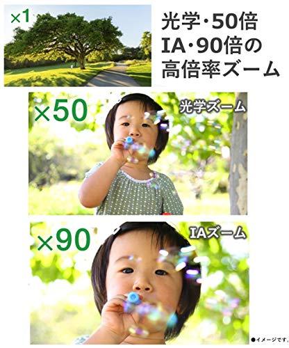 パナソニックHDビデオカメラV360MS16GB高倍率90倍ズームホワイトHC-V360MS-W
