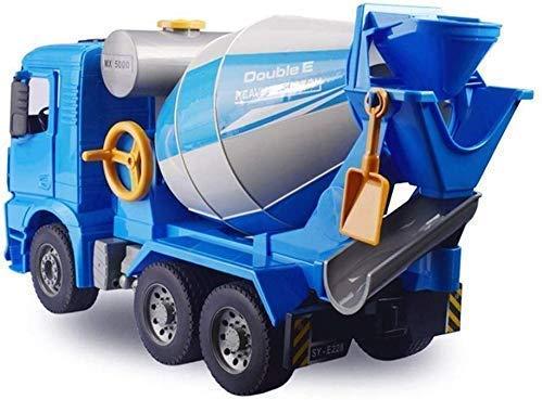 Model auto's speelgoed auto Children's Toy Techniek Transport Vrachtwagen van de Mixer 01:20 Auto Model Toy Gift Collection lili