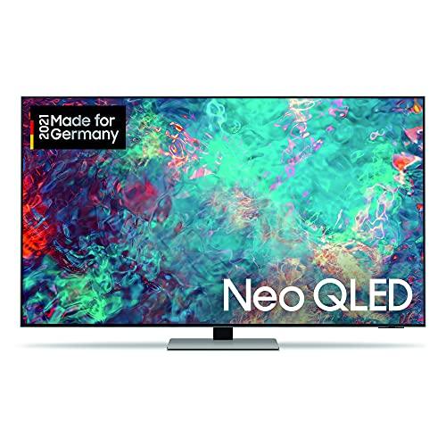 Samsung Neo QLED 4K TV QN85A 65' (GQ65QN85AATXZG), Quantum HDR 1500, Quantum-Matrix-Technologie, Ultra Viewing Angle [2021]
