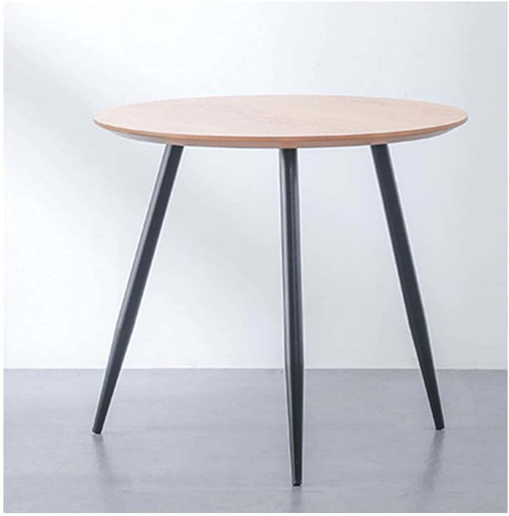 ZXCVBNM Dining Table Round Office New York Mall 67% OFF of fixed price Conference Small f