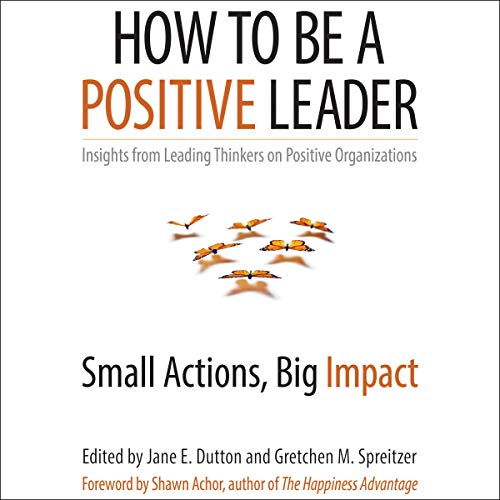 How to Be a Positive Leader: Small Actions, Big Impact cover art