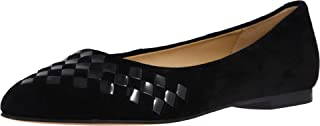 Trotters Womens T1769-006 Estee Woven Black Size: