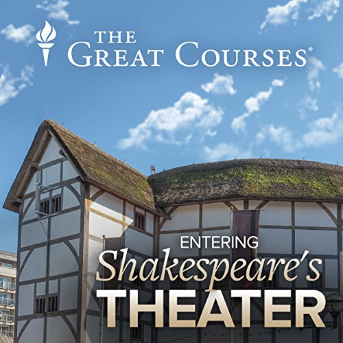 Shakespeare's Theater and Stagecraft audiobook cover art