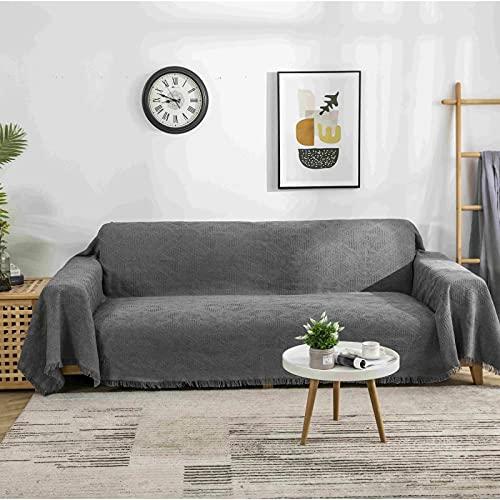 Disponibile su entrambi i lati Copridivano grande, telo da divano, multiuso. Protezione del divano