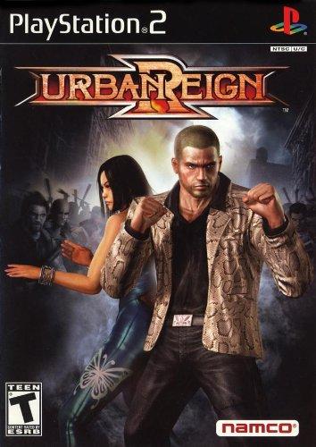 Urban Reign-(Ps2)