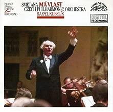 Smetana: Ma Vlast / My Country: Cyklus symfonickych basni / A cycle of symphonic poems