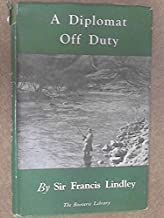 A Diplomat Off Duty (The Bouverie Library)