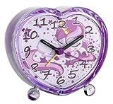 TFA Reloj Despertador electrónico Infantil, Multicolor