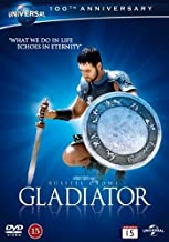 Gladiator / 100th A.R.E Gladiator (Augmented Edition)-DVD by Russell Crowe Joaquin Phoenix Djimon Hounsou Connie Nielsen Nielsen Richard Harris Derek Jacobi Oliver Reed