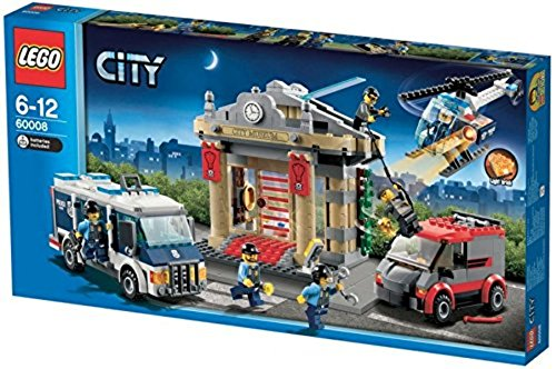 LEGO City 60008 - Museums-Raub