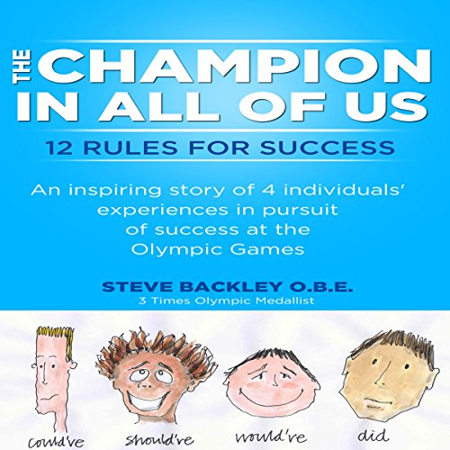 The Champion in All of Us audiobook cover art
