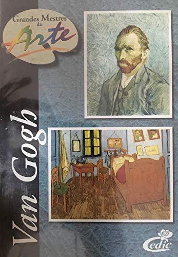 DVD Grandes Mestres da Arte - VAN GOGH