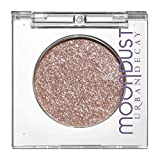 Urban Decay 24/7 Moondust Eyeshadow Compact, Space Cowboy - Light Champagne Gold with Silver Sparkle - Maximum Glitter & Velvety Shimmer