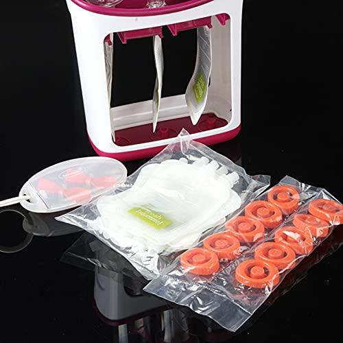 2019 Babyvoeding Maker Maak biologische voeding voor pasgeborenen Fresh Fruit Juice Containers Opslag Babyvoeding Maker Kids Isolation Bags
