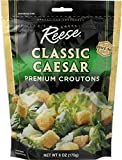Reese Caesar Salad Croutons, 6-Ounces (Pack of 12)