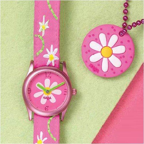 Haba 1883 Armbanduhr Gänseblümchen