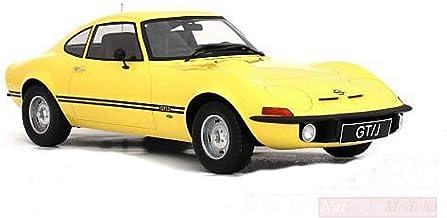 Premium Classixx PCL40006 Opel GT/J Junior Yellow 1:12 MODELLINO Die Cast Model Compatible con