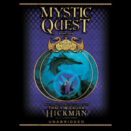 Mystic Quest audiobook cover art