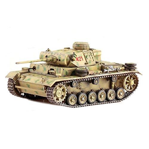 Dragon Armor Panzer Pz.Kpfw.III Ausf.L Nachreichung Russland 1942 1:72 60448
