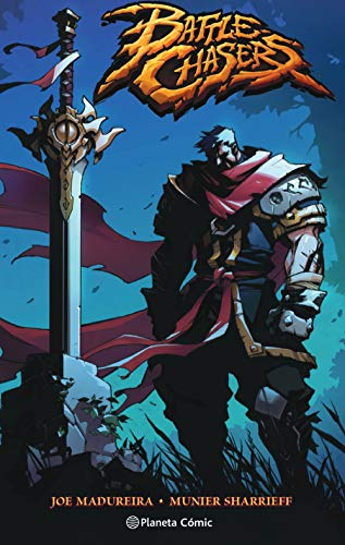 Battle Chasers Anthology Integral (Independientes USA)
