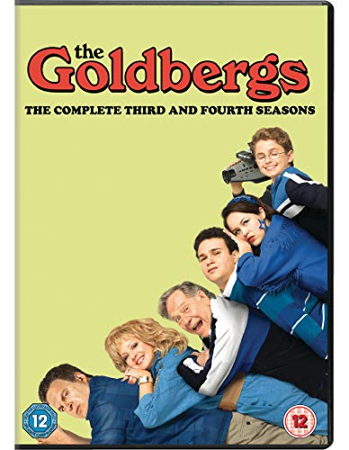 The Goldbergs - Series 3+4 (6 DVDs)