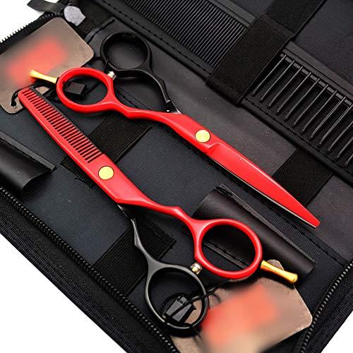 For Sale! Scissors 5.5 Inch Professional Paint Craft Hairdresser Scissors Professional (color : Blac...