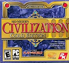 Civilization III Gold: Civilization III & Play the World Expansion