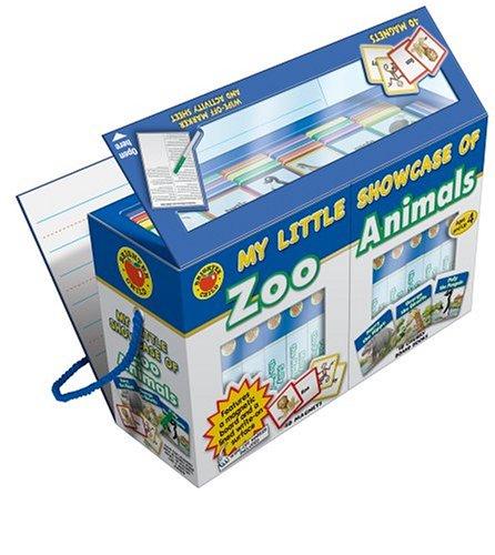 My Little Showcase of Zoo Animals (Brighter Child: My Little Showcase)