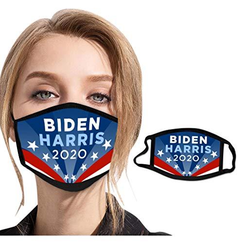 2020 Adult Washable And Reusable Funny Print Breathable Cycling Comfortable 𝗠𝗮𝘀𝐤 Biden Print