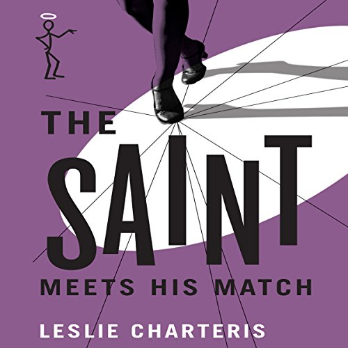 The Saint Meets His Match cover art