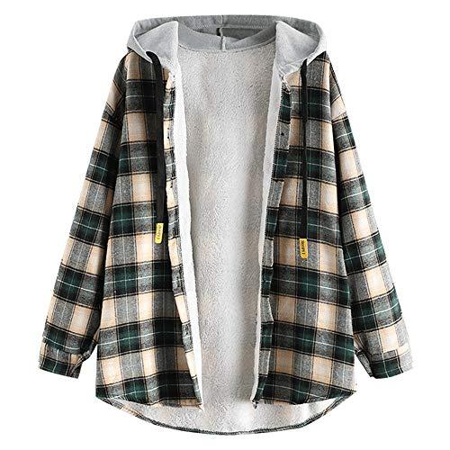 Lucky Brand Women's Long Sleeve Button Up Two Pocket Femme Surplus Jacket, Romaine Green, M