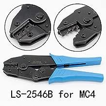 TLU-Kaxu - sale MC4 Crimping tool for MC4 connector solar cable PV Crimp tools DIY solar power system connect LS-2546B