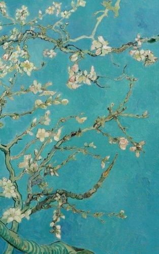Van Gogh Notebook: Almond Blossom, 1890 (Van Gogh Notebook, notebook, journal, journal notebook, journal for girls, journal for women, journal prompts): Volume 5