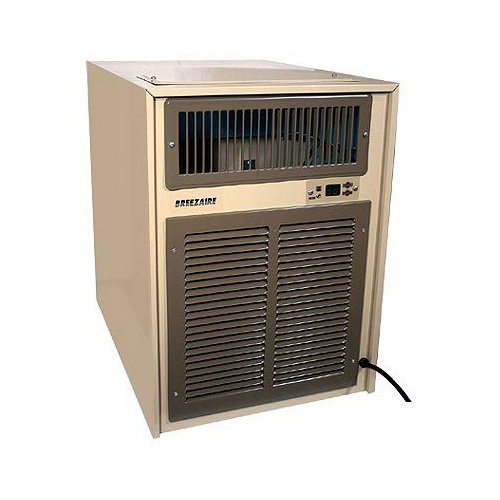 Breezaire WKL 8000 Wine Cellar Cooling Unit, 2000 Cu.Ft. Capacity