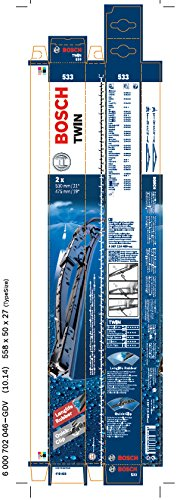 Bosch 3397118405 Twin 533 -...